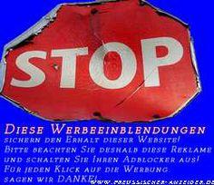 Bitte schalten Sie Ihren Adblocker auf www.preussischer-anzeiger.de aus und beachten Sie die Werbeeinblendungen! Danke!