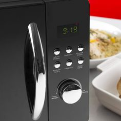 Tower Digital Solo Microwave with 5 Power Levels, 20 Litre, 800 W, Black Microwave Oven, Tower, Clock, Amazon, Digital, Phone, Kitchen, Design, Watch