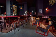 view larger image dining pinterest cafe furniture cafe design and spaces. Black Bedroom Furniture Sets. Home Design Ideas