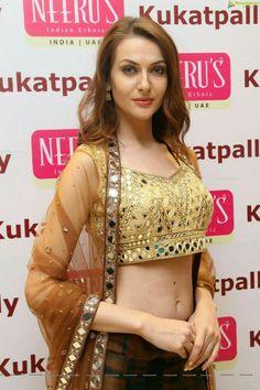Indian India, Indian Ethnic, Actress Navel, South Actress, Lehenga, Sari, Actresses, Crop Tops, Model