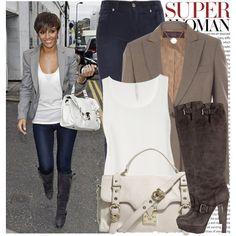 333. Celebrity Style: Frankie Sandford, created by chocolatepumma