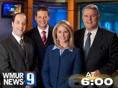WMUR News 9 at 6:00pm