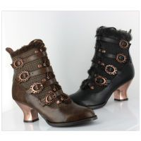 'Nephelle' Ankle Boots
