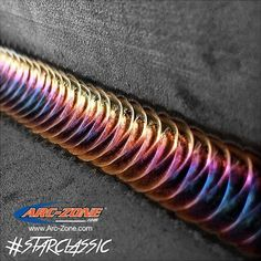 Friday Canadian #weldporn from the one & only Corey @starclassic  #welding #arczone #weldlikeapro