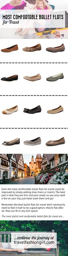 70c2122e4e10 Looking for the most comfortable ballet flats for travel? These are our top  picks for