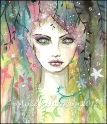 Gallery - The Fairy and Fantasy Art of Molly Harrison: Official Gallery