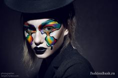 Денис Карташев | Artistic Makeup | Fashion Bank.