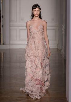 VALENTINO Haute Couture Printemps/ÉTÉ 2017  Femme - Look 35 of 59