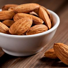 Almonds are one of the most favorite and popular nuts. They are rich on minerals, nutrients and all possible vitamins. One can easily eat it roasted or add to various dishes. Almonds are not only tasty; they are extremely healthy for our organism. Here are 5 reasons why you should incorporate this nut into your daily nutrition.  Good For Heart    Almonds have a lot of fatty acids, able protecting your heart from all possible cardiovascular diseases. High content of flavonoids helps prev...