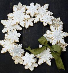 Grapevine Wreath, Burlap Wreath, Cookie Cottage, Cherished Memories, Grape Vines, Snowflakes, Holiday, Christmas, Floral Wreath