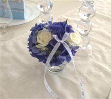 DIY blomster til bryllup.