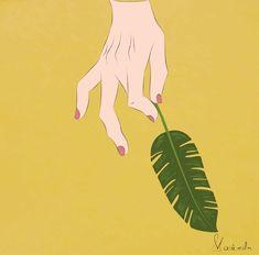 By: Mari Mels  #hands