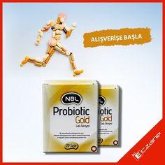 """NBL Probiotic GOLDBuEczane.comkalitesiyle sizlerle! Eczacıların ilk en büyük ve en karlı alışveriş platformu :BuEczane.com """"5 Bin eczacımız yanılıyor olamaz""""  #bueczane #eczane #eczacılık #NBL #bueczanebiharikadostum #nblprobioticgold"""