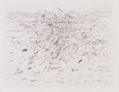 julie mehretu / Untitled, 2013 (detail) Set of five etchings Each 31 ¾ x 37 ¼ in. (80.65 x 94.62 cm)