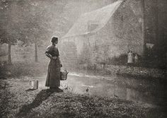 Watermill+Leonard+Missone+Belgium+1900s.JPG 850×604 pixels