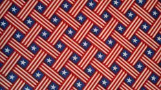 Patriotic Fabric by MDG Cotton sold By-The-Yard, Great for Quilting, Sewing, Statue of Liberty, USA Flag Party Shirts, Usa Flag, The 100, Yard, Sewing, Awesome, Fabric, Pattern, Patio