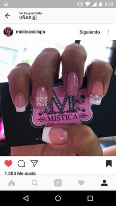 Finger, Get Nails, Gel Nail Designs, Nail Decorations, Short Nails, Manicure And Pedicure, Nails Inspiration, Nail Care, Acrylic Nails