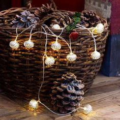 Lichterkette #loberon #christmas #Xmas #Weihnachten