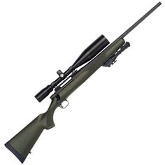 Savage Arms 11 Trophy Predator Hunter Bolt Action Rifle ...