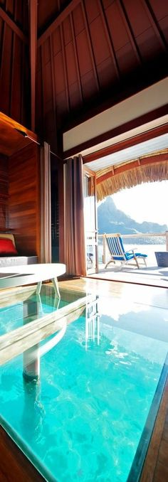 Emmy DE * Water Villa at Le Meridien Bora Bora