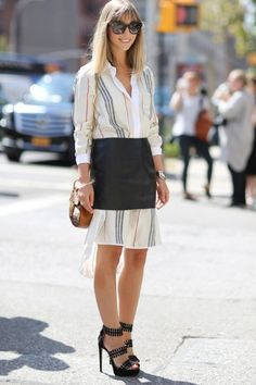 Shirt Dresses: 20 Styles To Be Seen In This Summer
