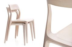 The November chair by Veryday.  Ergonomic & sustainable design, with beautiful construction.  iF Gold Award winner.