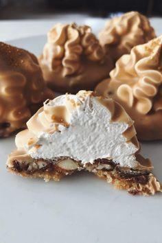 Cake Recipes, Dessert Recipes, Food Cakes, Pavlova, Cakes And More, No Bake Cake, Sweet Tooth, Bakery, Deserts