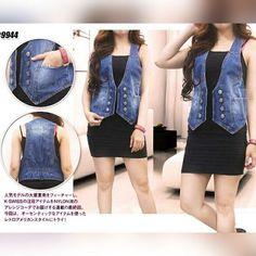 """""""""""Rompi jeans prada 097 Material: jeans denim Harga: 125 Size: LXL Order PIN CS1-5A1F32FA PIN CS2-5FI5DE72 & SMS/WA 087722-575-101  Reseller & Dropship Welcome!  Happy Shopping! :) #jamtangan #jamtanganwanita #jammurah #grosirjam #sweatercouple #flatshoes #jamtanganterbaru #resellerjamtangan #taswanita #sneakerscwe #celanajeansripped #jamtanganartis #olshop #wedgesterbaru #jaketjeans  #resellerwelcome #celanajeans #sepatubandung #celanajeanshw"""