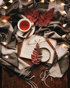 cozy fall and winter Flat Lay Photography, Autumn Photography, Book Photography, Fall Wallpaper, Iphone Wallpaper, Tea Wallpaper, Winter Banner, Autumn Flatlay, Home Bild