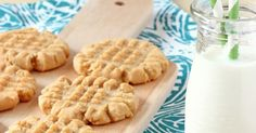 Back to baking this week with these Old Fashioned Peanut Butter Cookies.    I had a craving for some PB cookies and thought I would ...