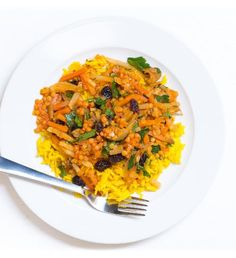Risotto, Grains, Curry, Ethnic Recipes, Food, Curries, Essen, Meals, Seeds