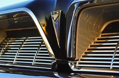 1961 Pontiac Catalina Grille Emblem Photograph by Jill Reger - 1961 Pontiac Catalina Grille Emblem Fine Art Prints and Posters for Sale