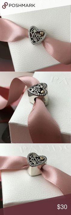 Pandora Charm Selling my authentic Pandora charm no longer fits my collection Pandora Jewelry Bracelets