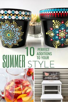 10 Perfect Summer Style ideas! Gift ideas to make your summer shine.  #summer #summergifts #summerstyle #giftguide #handmadegifts #summerideas  #summerstyleideas #summervibes #summergarden #gardening #beach #poolparty