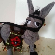 #prettydonkey #donkey #organictoys #organikoyuncak #handmadetoys #crochet #amigurumi #crochettoy #örgü