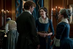 Caitriona Balfe Says Outlander's Claire and Jamie Teach that Love Is Worth Fighting For Claire Fraser, Jamie Fraser, Jamie And Claire, Sam Heughan Outlander, Outlander Tv, Natalie Simpson, Mohawk People, Terry Dresbach, Outlander Season 4