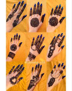 Mehndi Designs Front Hand, Modern Henna Designs, Latest Arabic Mehndi Designs, Henna Tattoo Designs Simple, Finger Henna Designs, Stylish Mehndi Designs, Mehndi Designs 2018, Mehndi Designs Book, Mehndi Designs For Girls