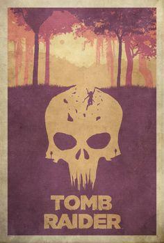 Sacrifices - Tomb Raider 2013 Poster by disgorgeapocalypse on deviantART