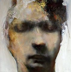 Paul Ruiz, Asilo, oil on linen, 2010 – #art repinned by http://LinusGallery.com
