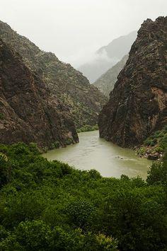 Beautiful Scenery of the Province Kurdistan, western Iran. Photo by Mehran Jahangiri