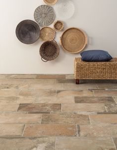 Discover Terre Nuove by Ceramica Sant'Agostino, collection of appealing terracotta effect stoneware. Experience ceramic tiles in a new way. Best Flooring, Kitchen Flooring, Küchen Design, Floor Design, Wall And Floor Tiles, Wall Tiles, New Living Room, Living Room Decor, Ceramica Exterior