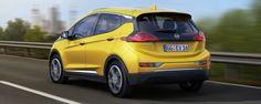 Opel toont 'betaalbare' volledig elektrische Ampera-e