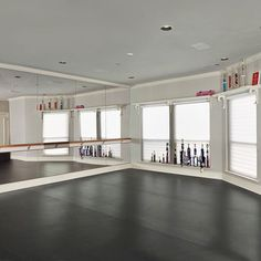 Gym dance rooms Design Ideas, Pictures, Remodel and Decor