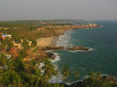 Poovar is a lovely Island. The beauty of Poovar is increased by the Enchanting resort in the Island-Poovar Island Resort. Full luxurious and comfortable resort in the scenic Island.The chirping birds, roaring Poovar beach, exotic flora and fauna makes your Kerala trip an unforgettable experience.
