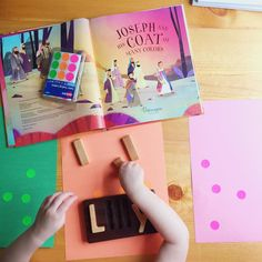Colors Activity | Sticker Sorting