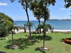Huge Beachfront 3 Bedroom Condo with Private Beach - Playa Flamingo Low Water Pressure, Flamingo Beach, Great Vacations, Sport Fishing, Great Restaurants, Back Doors, Beach Fun, Hot Springs, Great Places