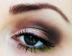 For more check out my blog :) http://inka2504.blogspot.fi/2013/09/copper-brown-and-pop-of-olive.html