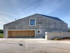 Resultado de imagen de vivienda unifamiliar suiza
