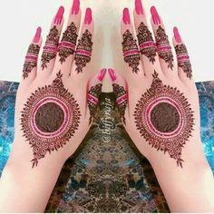 Hartalika Teej 2018 Latest and Easy Mehndi Design Photos Indian Henna Designs, Stylish Mehndi Designs, Henna Art Designs, Modern Mehndi Designs, Bridal Henna Designs, Mehndi Design Photos, Mehndi Designs For Fingers, Arabic Mehndi Designs, Mehndi Images