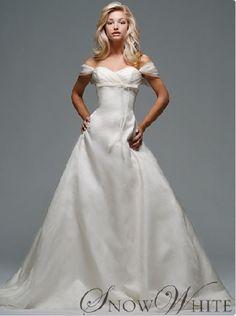 fairytale wedding gown